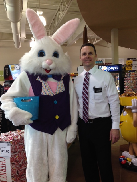 I'm kind of a big deal with my old friends...like MISTER PETER COTTONTAIL himself!!  He's really a down to earth kind of rabbit who likes eating out, long walks and watching old movies.  Recently divorced...he's open to dating again.